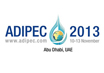 "At the biggest and most prestigious petroleum and natural gas fair ""Adipec 2013"" of the Middle East"