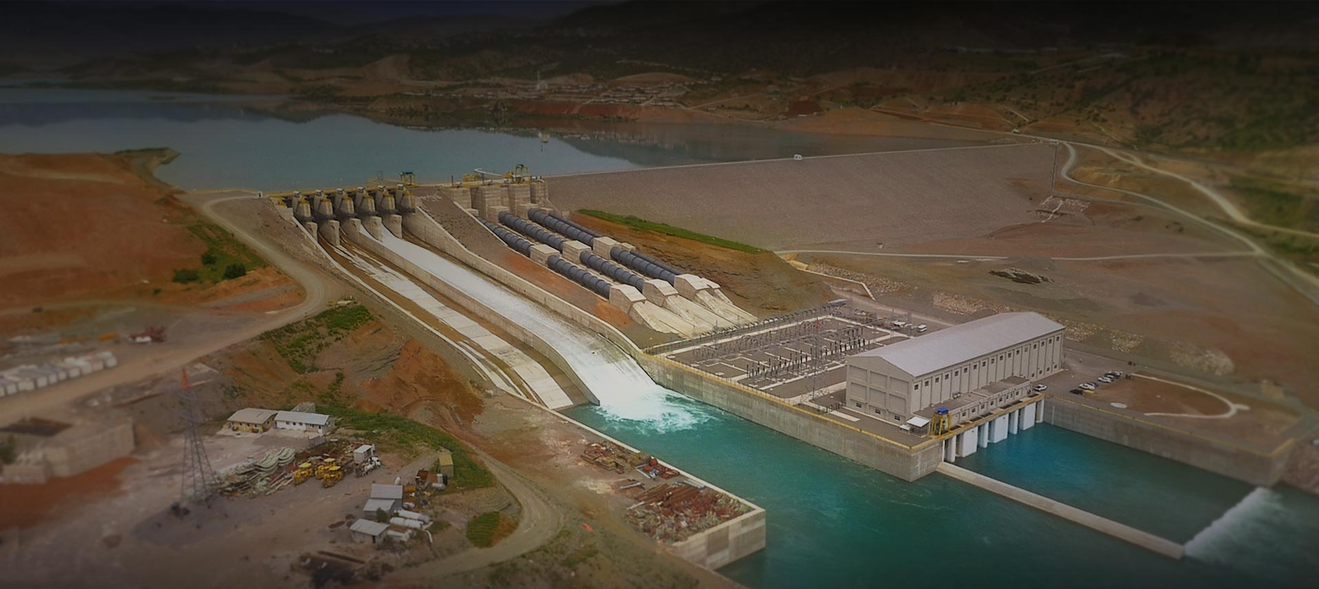 BAĞIŞTAŞ-I  BAĞIŞTAŞ-I DAM AND HEPP PROJECT